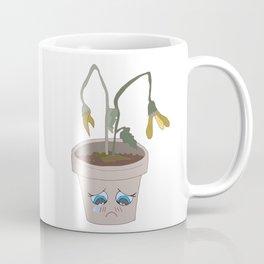 Dying Flower Coffee Mug