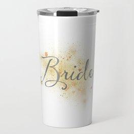 Shining Bride Travel Mug