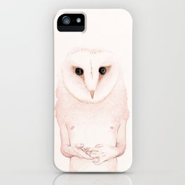 Lost Whispers iPhone Case