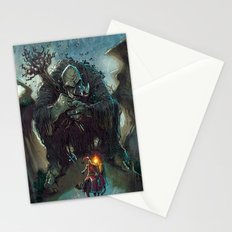 Mountain Troll  Stationery Cards