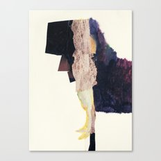 standing figure Canvas Print