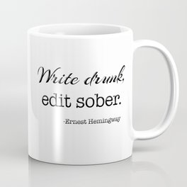 Drunk Ernie Coffee Mug