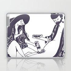 My version of Hokusai Laptop & iPad Skin