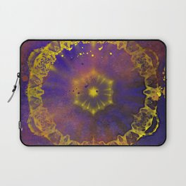 Abstract wheel of fortune Laptop Sleeve