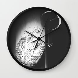 Truth Seekers Only Wall Clock