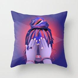 Your Mind Palace Throw Pillow