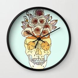 Your Brain Smells Good 2 Wall Clock
