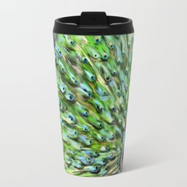 Peacock Alive! Travel Mug