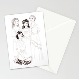 The Grand Duchesses Stationery Cards