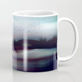 Winter Dawn Coffee Mug