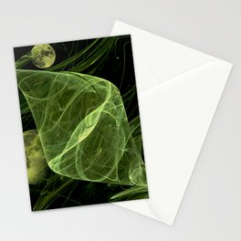 Cocons spatial Stationery Cards