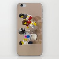 shopping iPhone & iPod Skins featuring Shopping by Pedro Nogueira