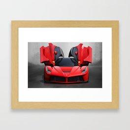 hghg Framed Art Print