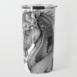 The King's Lost Knight Travel Mug
