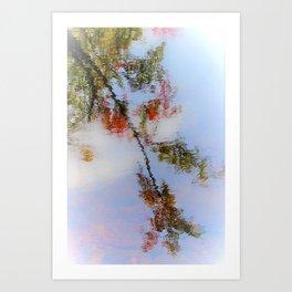 Hint Of Fall II Art Print