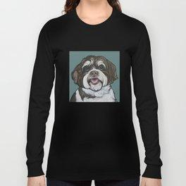 Wallace the Havanese Long Sleeve T-shirt
