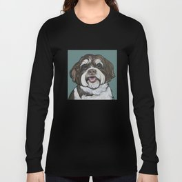 Wallace the Havanese Long Sleeve T-shirt