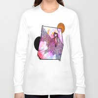 gem Long Sleeve T-shirts featuring A Gem by Taylor Beck