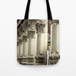 Skidmore Lines Tote Bag