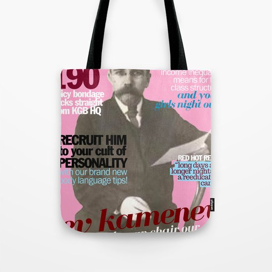 COSMARXPOLITAN, Issue 11 Tote Bag