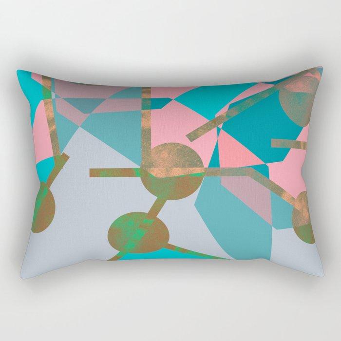 ART DECO GLAM 1 Rectangular Pillow