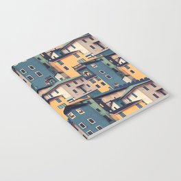 Night Castles (Pattern) Notebook