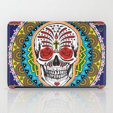 Day of the Dead Skull iPad Case