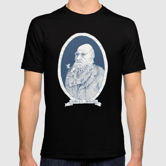 By Darwin's Beard T-shirt