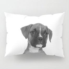 Boxer Pup Pillow Sham
