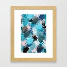 Abstract pattern 68 Framed Art Print