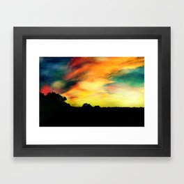 A Dreamscape Revisited Framed Art Print