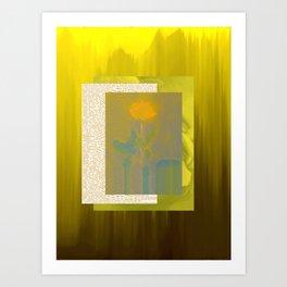 Khloris Art Print