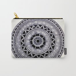 Mandala Creation #6 Carry-All Pouch