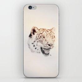 Leo the Leopard iPhone Skin