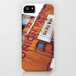 Union Pacific  iPhone Case