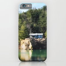 Cabin on the Lake Slim Case iPhone 6s
