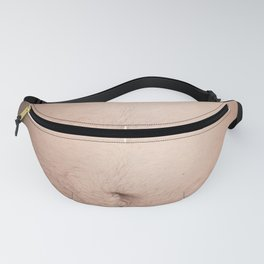 Dad Bod Beer Belly Fake Hairy Gut Fanny Pack Fanny Pack