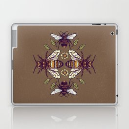 Flowers for Honey Bees Laptop & iPad Skin