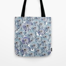 bed of daisies Tote Bag