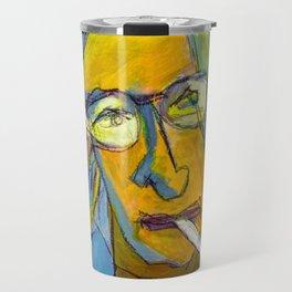 the smoker Travel Mug