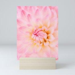 Floral watercolor painting #1 Mini Art Print