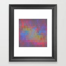 FORGET ME Framed Art Print