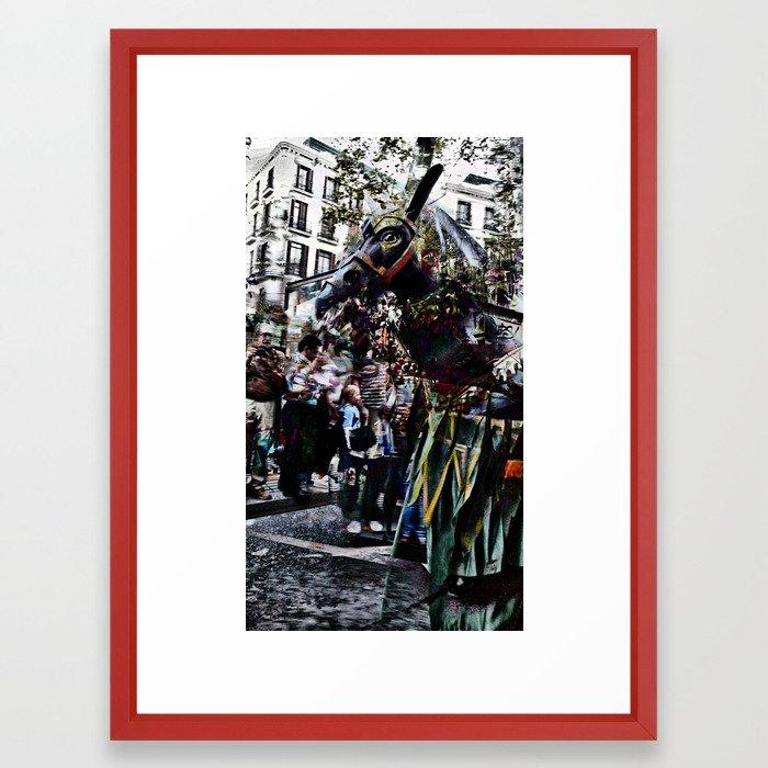 P1460087-P1460093 _GIMP Framed Art Print