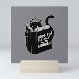 How to get away with murder Mini Art Print