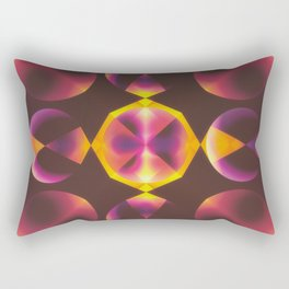 Nine Gems Rectangular Pillow