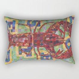 Lobster No. 2 (Nephropidae) Rectangular Pillow
