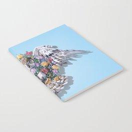 Birds in Bloom Notebook