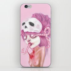 Bleeding to Pieces iPhone & iPod Skin