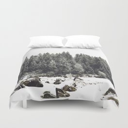All is well - Landscape photography Duvet Cover