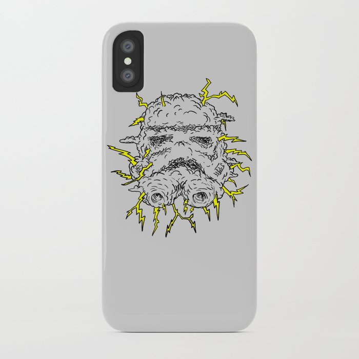 Stormy Trooper iPhone Case